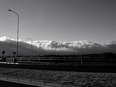 Wolkenwasserfall - p887m1124821 von Christian Kuhn