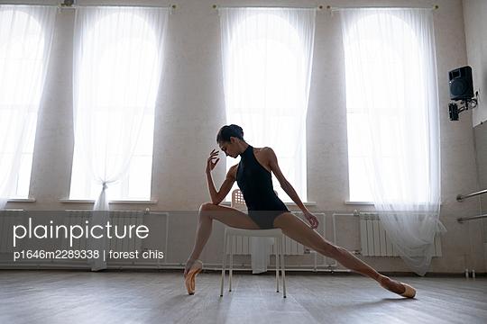Dancer - p1646m2289338 by Slava Chistyakov