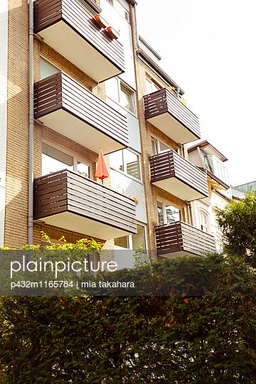 Wohnhaus  - p432m1165784 von mia takahara