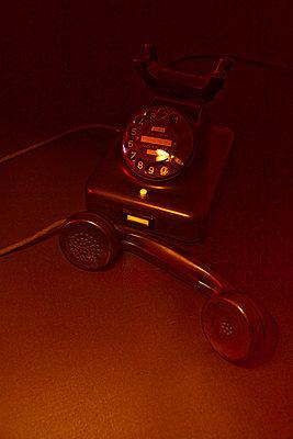 Altes Telefon - p3300172 von Harald Braun