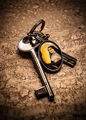 Schlüssel Kloster - p1275m2107439 von cgimanufaktur