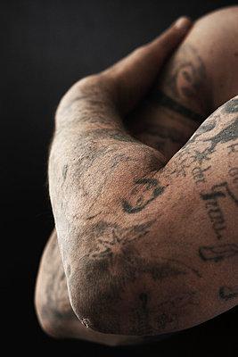 Tattoos - p4030614 von Helge Sauber
