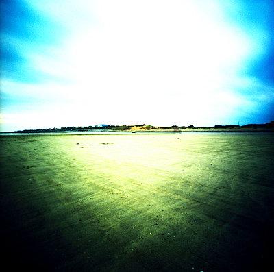 Strand in der Normandie - p5679768 von Christophe Boete