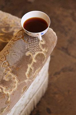 Cup of coffee - p045m853154 by Jasmin Sander