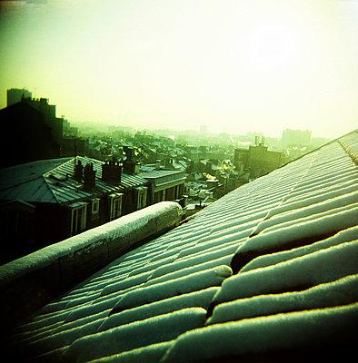 On the roof - p911m945242 by Arnaud Tudoret