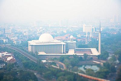 Istiqlal-Moschee - p1085m987661 von David Carreno Hansen