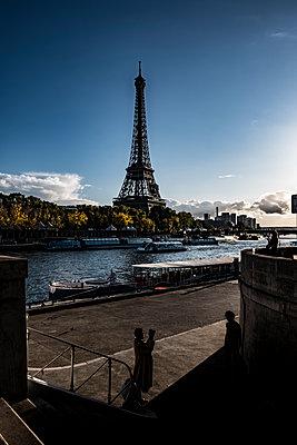 Eiffelturm - p1243m1515787 von Archer