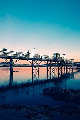 Bar Harbor Hafen - p3300439 von Harald Braun