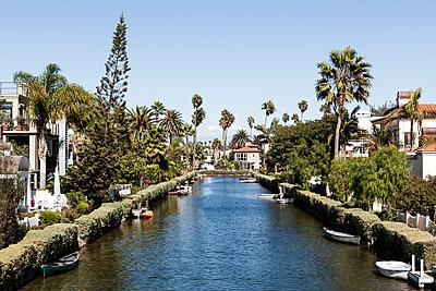 Venice Canals - p1094m971491 von Patrick Strattner