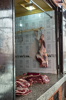 Butcher shop - p1243m1516519 by Archer