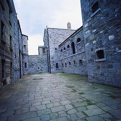 Kilmainham Gaol, Dublin, Co Dublin, Ireland - p4428959 by The Irish Image Collection