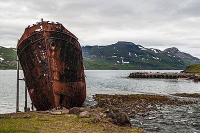 Westfjords - p470m1043033 by Ingrid Michel