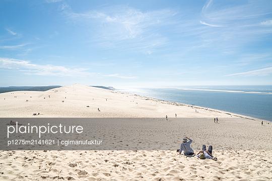 Dune du Pilat - p1275m2141621 von cgimanufaktur