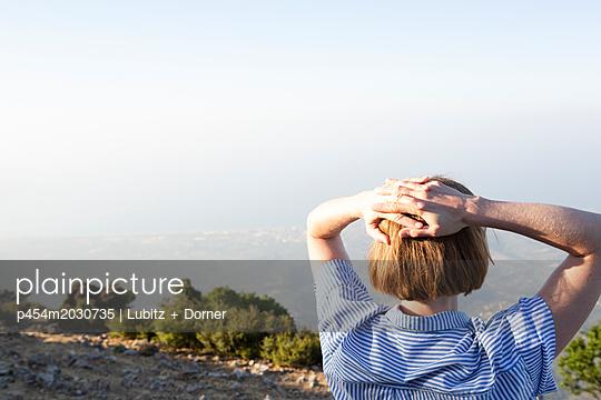 Durchatmen - p454m2030735 von Lubitz + Dorner