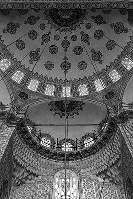 Kuppel der Blauen Moschee - p1065m885843 von KNSY Bande