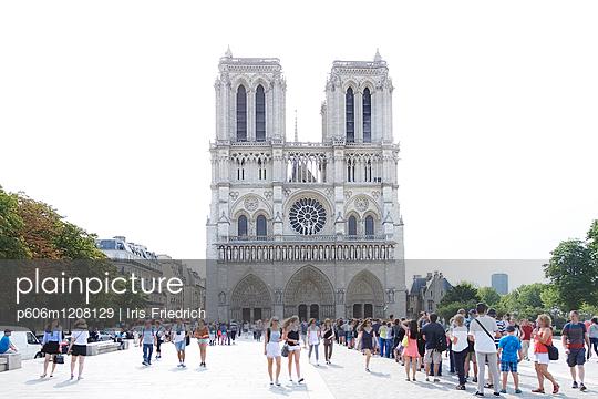 Notre-Dame - p606m1208129 von Iris Friedrich