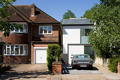 House in Petersham, Surrey (1987) - p8550756 by G Jackson