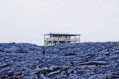 Hawaii landscape - p9070057 by Anna Fritsch