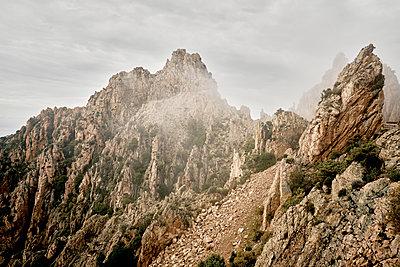 Rocky landscape, Calanche - p850m2081989 by FRABO