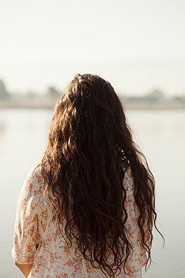 Hair - p495m793566 by Jeanene Scott