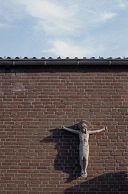 An der Wand - p1210m1225680 von Ono Ludwig