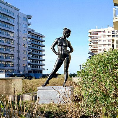 Nackte Statue - p5450009 von Ulf Philipowski