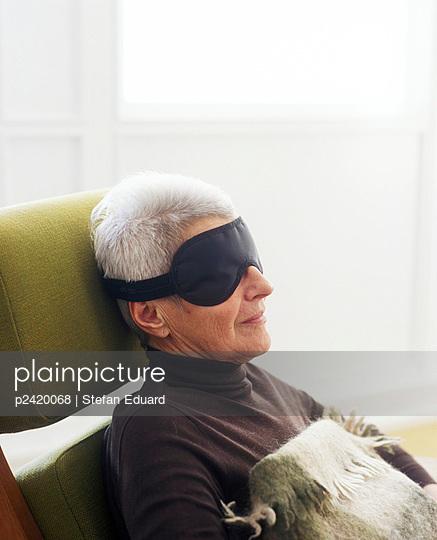 Relaxing woman - p2420068 by Stefan Eduard