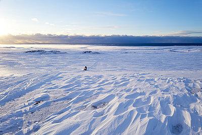 Spitzbergen Svalbard - p1203m1132411 von Bernd Schumacher