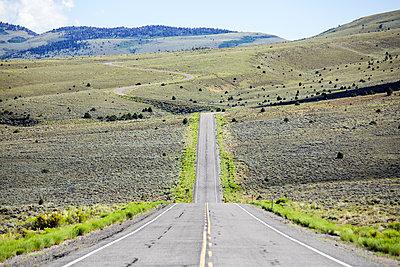 Straße in den USA - p1057m1466796 von Stephen Shepherd