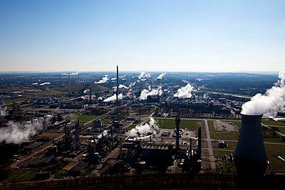Industriegebiet - p1120m948227 von Siebe Swart