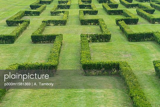 Portugal, Lisbon, Eduardo VII Park - p300m1581369 von A. Tamboly