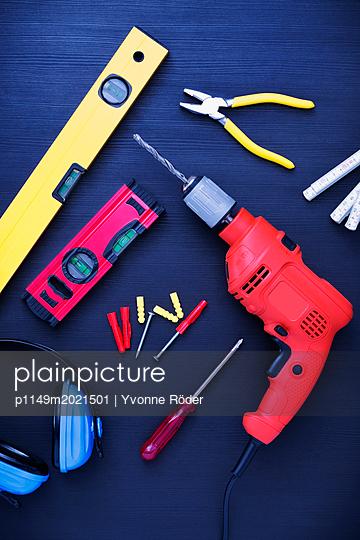 Werkzeug - p1149m2021501 von Yvonne Röder