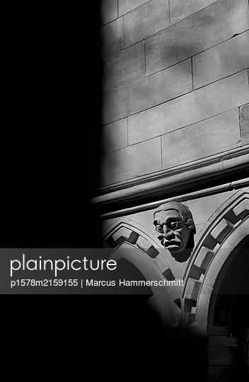 Großbritannien, London, Kirche  - p1578m2159155 von Marcus Hammerschmitt