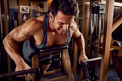 Bodybuilding - p1200m1161379 von Carsten Görling