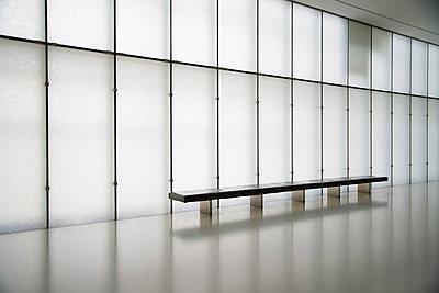 Long bench  - p1170m967808 by Bjanka Kadic