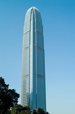 Hongkong Tower - p1202m1061245 von Jörg Schwalfenberg