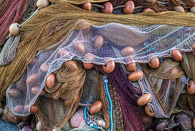 Fischernetz - p393m1044477 von Manuel Krug