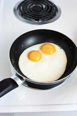 Egg yolk - p6530111 by Alain Astruc