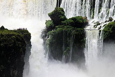 Brasilien, Iguazu - p1065m886253 von KNSY Bande