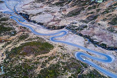 Switzerland, Canton of Graubuenden, Swiss Alps, San Bernardino Pass, Passo del San Bernardino - p300m1537374 by Stefan Schurr