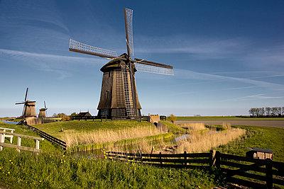 Windmills Schermerhorn - p1032m1139050 by Fuercho