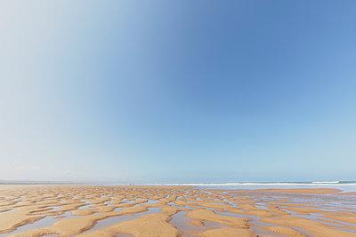 Morocco, beach - p300m2029978 von Michael Malorny