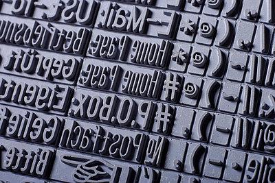 Stempelkasten - p8670129 von Thomas Degen