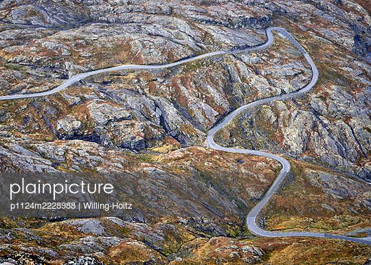 Norwegen, Geirangerfjord, Trollstigen - p1124m2228988 von Willing-Holtz