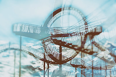 Tiger & Turtle Magic Mountain Duisburg - p401m2191708 by Frank Baquet
