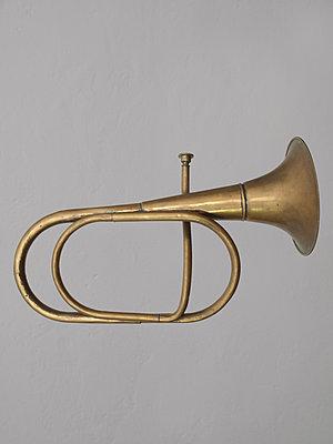 Blasinstrument - p444m1055964 von Müggenburg