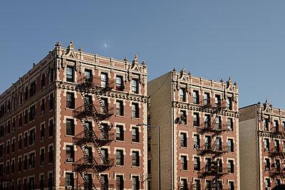 Wohnhaus Harlem - New York - p1222m2089265 von Jérome Gerull