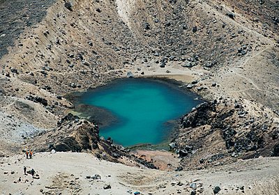 Emerald Lakes - p1599m2173707 von Sandra Bergemann