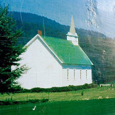 Dorfkirche - p949m658136 von Frauke Schumann