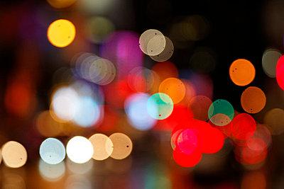 Times Square Abstrakt - p2380519 von Anja Bäcker